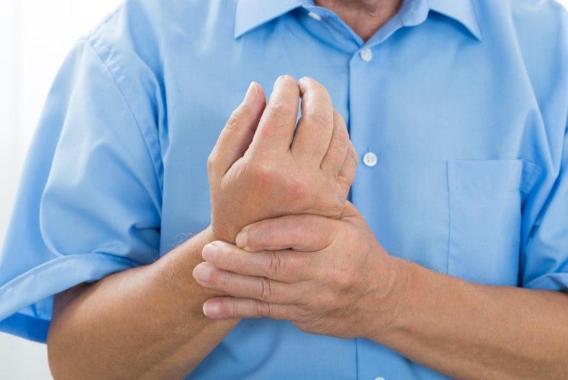 urina ja liigeste haigused harjade vaikeste liigeste artroos