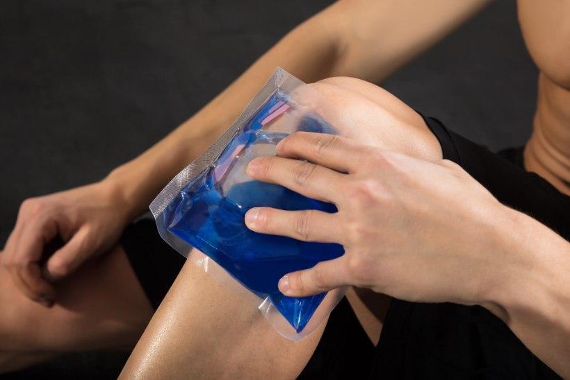 redis valu ja liigeste salvi liigesehaigustega