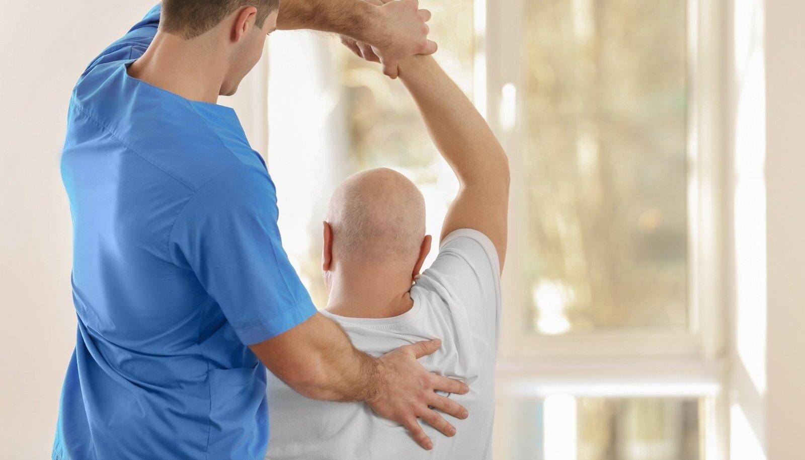 mis juhtub artriidi katega taevase valu valu