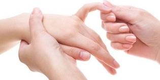 terav valu sormede liigestes slash valu liigestes