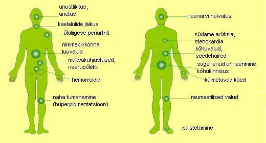 kilpnaarme valu liigestes nesimevakiini liigeste ravi