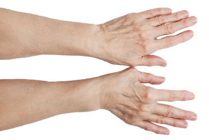 leevendada valu sormeotste liigestes