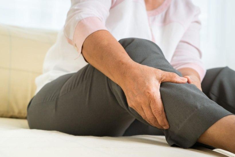 valu lihased ja liigesed kogu keha pohjustab