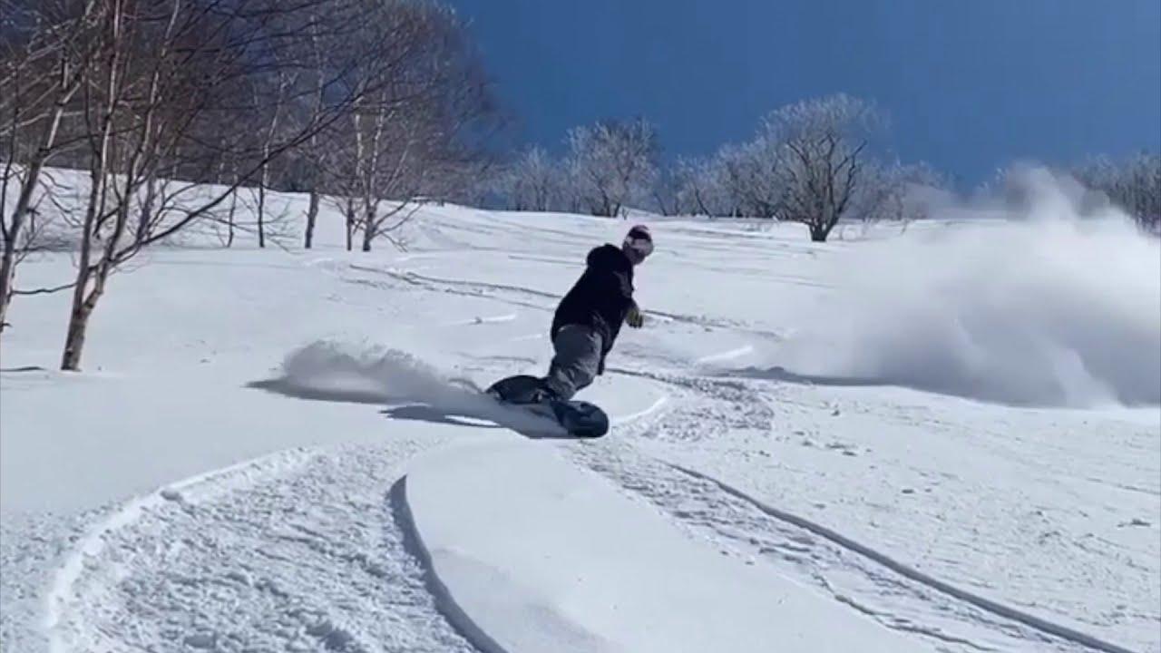 ski valus harjad