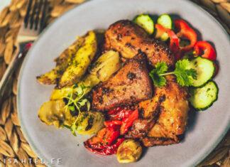 kana kapade retsept liigeste raviks
