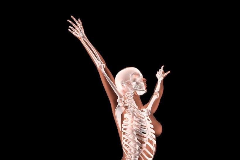 luude ja liigeste raviks saamine